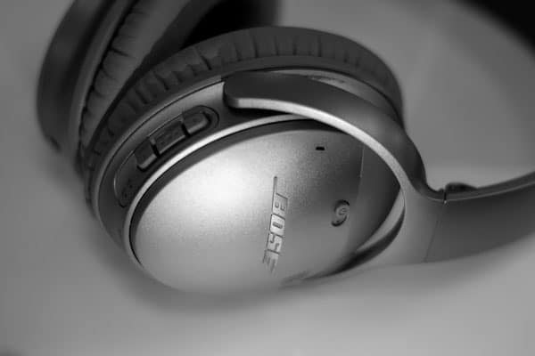 bose noise cancelling headset