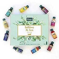 kneipp bath oils mini set