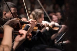 classical orchestra listen to classical music to improve focus