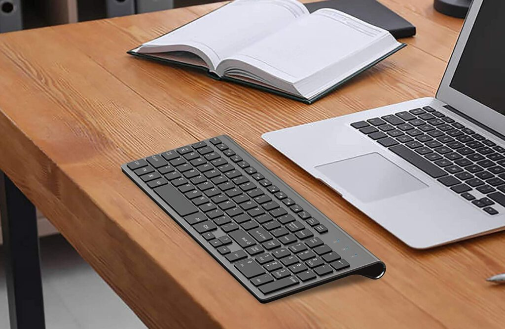 separate keyboard for work from home ergonomics